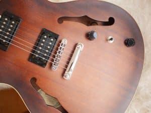 Test Ibanez AS53 Halbakustische Jazz/Bluesgitarre 7