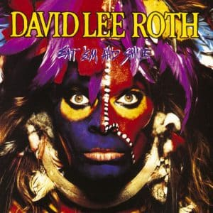 "Albumcover David Lee Roth ""Eat'em and Smile"""