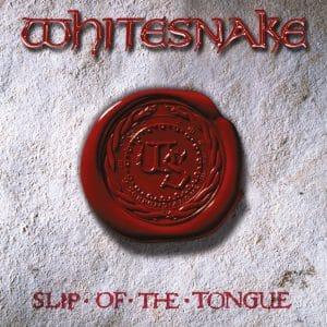 """Albumcover Whitesnake """"Slip of the Tongue"""""""