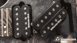 Test: Pickuptausch Ibanez RG921 – Dimarzio Crunchlab + LiquiFire