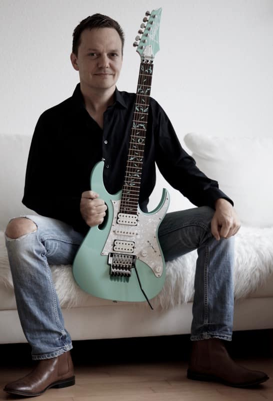 Gitarre lernen Bernd Kiltz