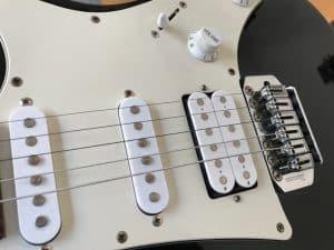 gebrauchte Gitarre