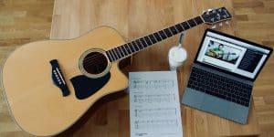 Gitarrenkurs Akustikgitarre lernen