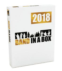 Geschenke für Gitarristen:Software Band-In-A-Box