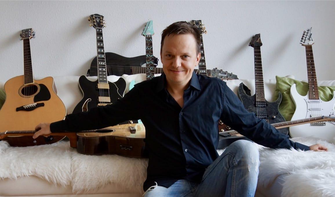 Gitarre lernen online mit Bernd Kiltz