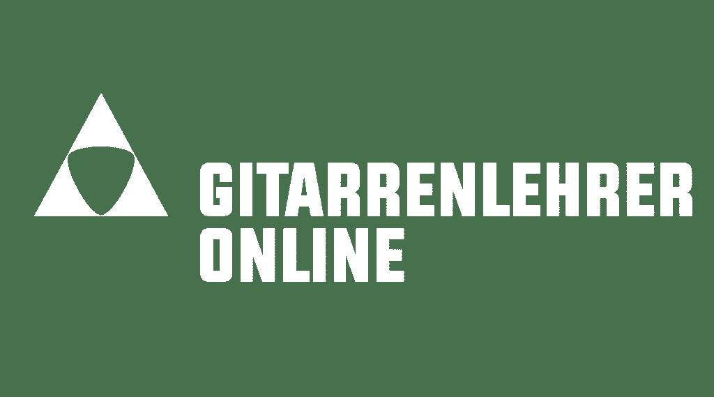 Gitarrenlehrer online Logo