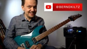 Gitarre lernen online Bernd Kiltz