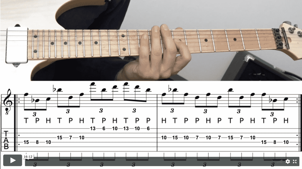 Gitarre lernen online