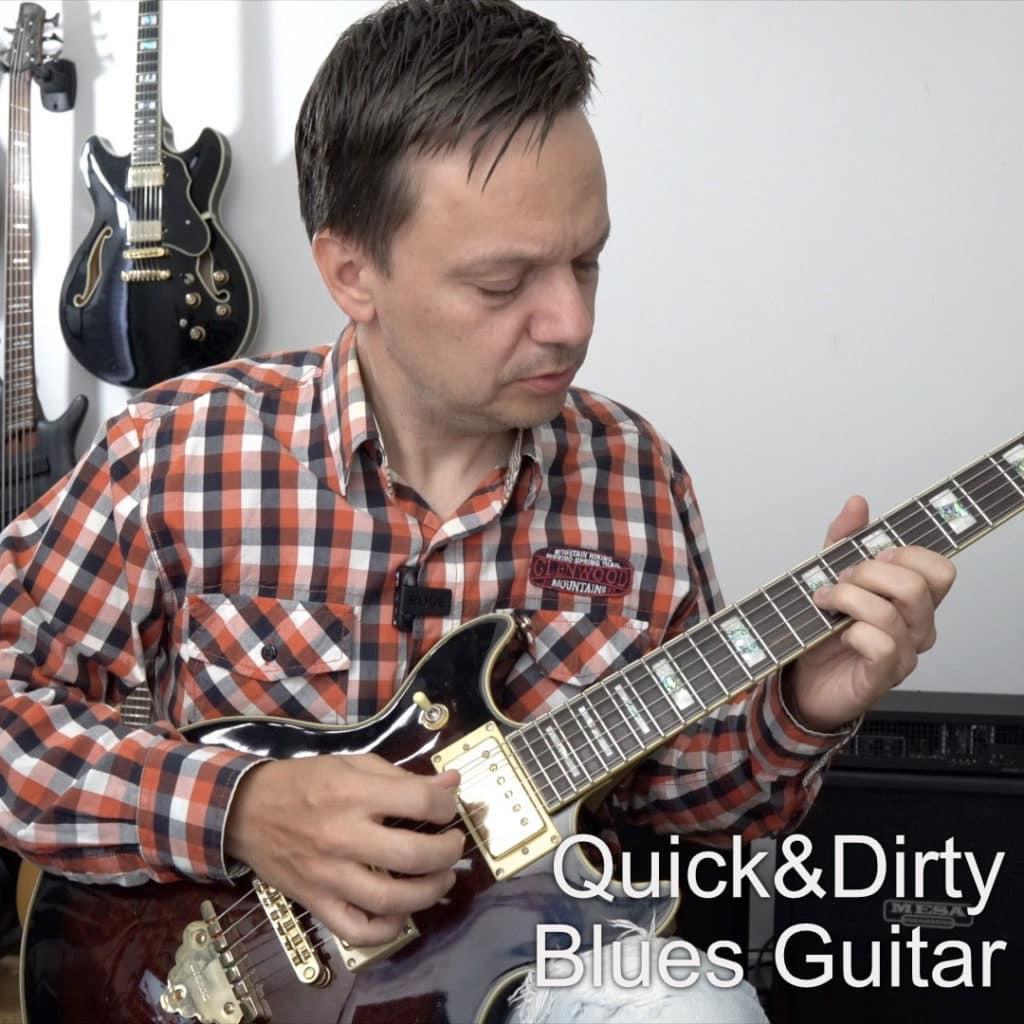 Gitarre lernen Blues Guitar