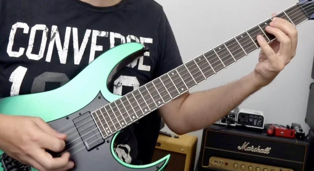 Heavy Metal Rhythm Guitar