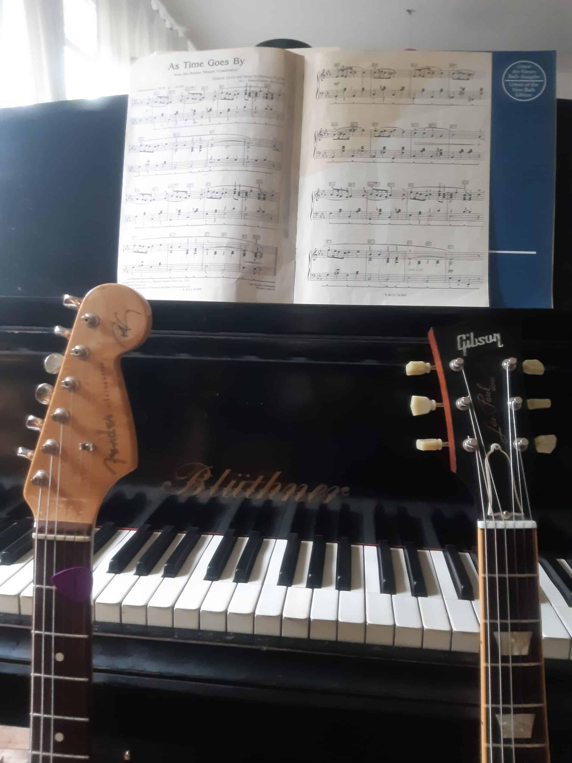 Gitarre lernen online mit Gitarrenkurs