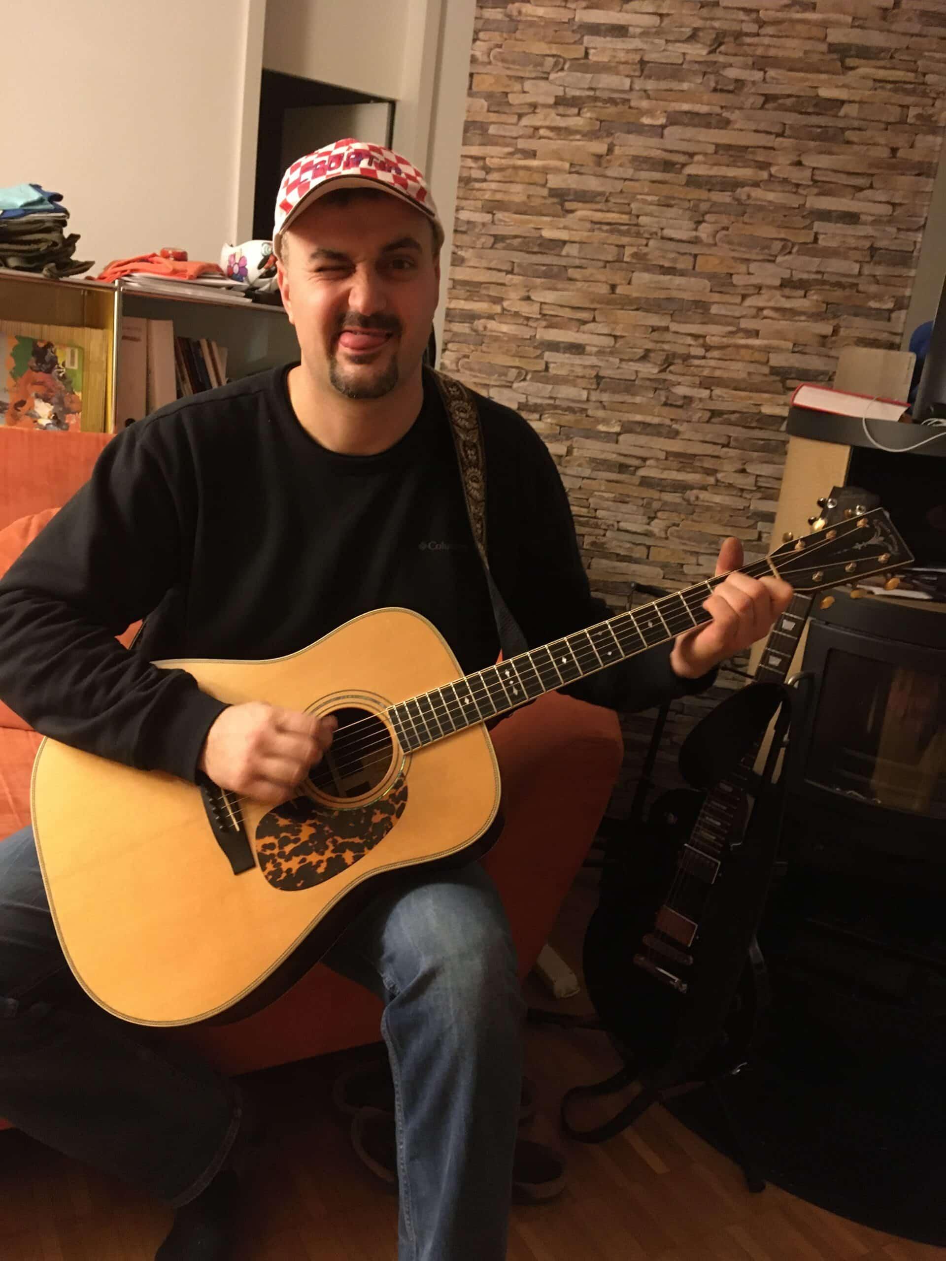 Gitarre lernen online mit Gitarrenkursen