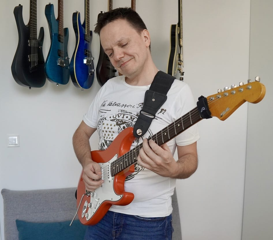 Gitarre lernen online Gitarrenkurs Bernd Kiltz