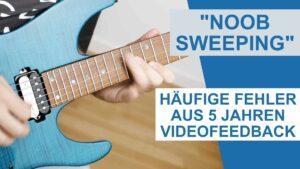 Gitarre lernen mit Videofeedback