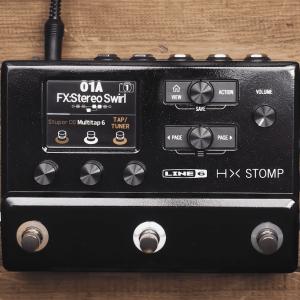 Effektgerät Line 6 HX Stomp