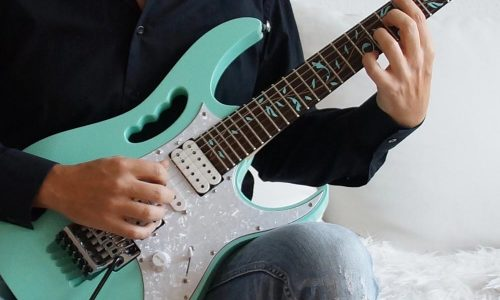 Gitarre lernen online mit Gitarrenlehrer Bernd Kiltz