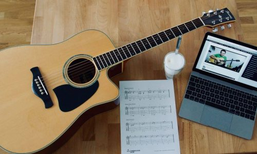 Gitarre lernen online 21